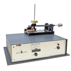 Оборудование для физических испытаний покрытий