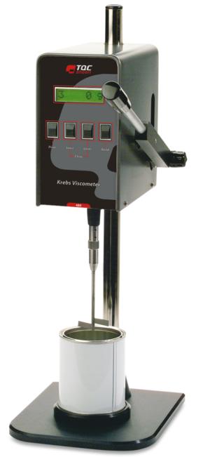 Купить Цифровой вискозиметр Кребса (480) (TQC Sheen)