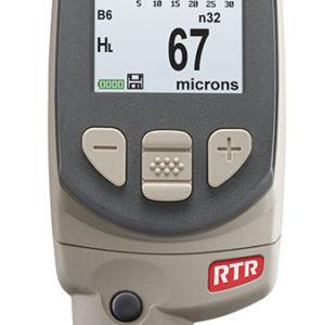 Купить DeFelsko PosiTector RTR Измерение профиля поверхности методом реплик на ленте TESTEX (DeFelsko)