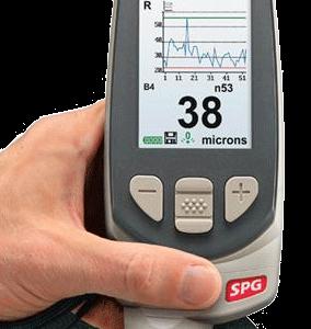 Купить DeFelsko PosiTector SPG Измеритель профиля поверхности (DeFelsko)