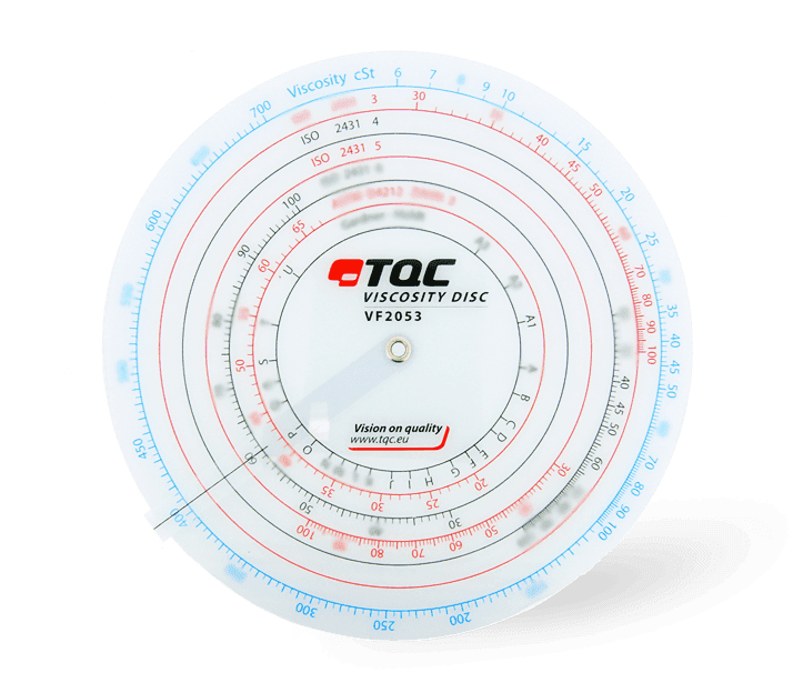 Купить Диск для пересчета вязкости TQC Sheen VF2053 (TQC Sheen)