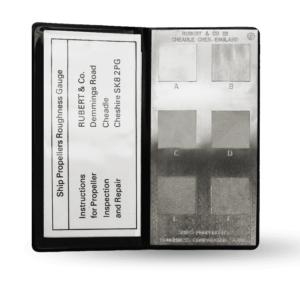 Купить Эталон шероховатости корабельного гребного винта TQC LD2041 (TQC Sheen)