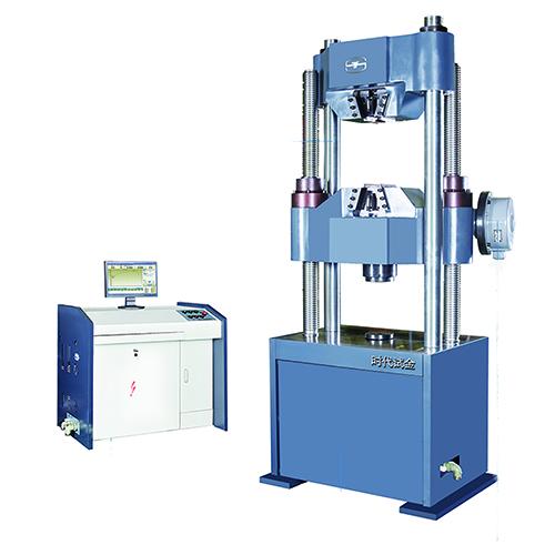 Купить Гидравлическая универсальная испытательная машина с компьютерным управлением TIME WAW-500C (TIME Group Inc)