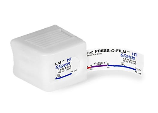 Купить Лента Testex для определения высоты профиля поверхности (согласно ISO 8503-5) (TQC Sheen)