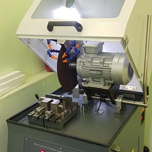 Купить Металлографический отрезной станок LC-300 ()