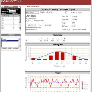 Купить PosiSoft 3.0 (DeFelsko)