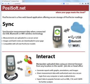 Купить PosiSoft.net (DeFelsko)
