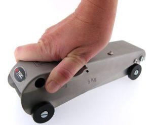 Купить Прокатный подпружиненный ролик TQC SP3600 по ISO 8502-3 (TQC Sheen)
