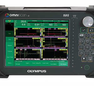Купить ПРОМЫШЛЕННЫЙ ДЕФЕКТОСКОП OmniScan iX (Olympus)
