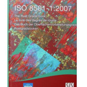 Купить Шведский стандарт чистоты поверхности согласно ISO 8501