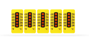 Купить Термоиндикаторные наклейки TQC (TQC Sheen)