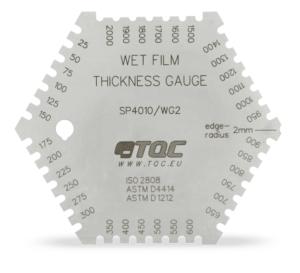 Купить TQC Sheen SP4010 Гребенка для измерения толщины мокрого слоя (TQC Sheen)