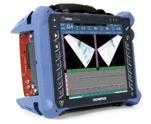 Купить Ультразвуковой дефектоскоп OmniScan MX2 UT/TOFD (Olympus)