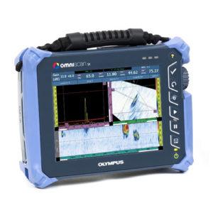 Купить Ультразвуковой дефектоскоп OmniScan SX (Olympus)