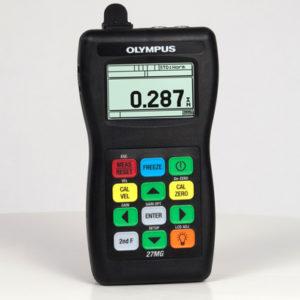 Купить Ультразвуковой толщиномер 27MG (Olympus)